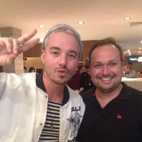 J Balvin and Sam